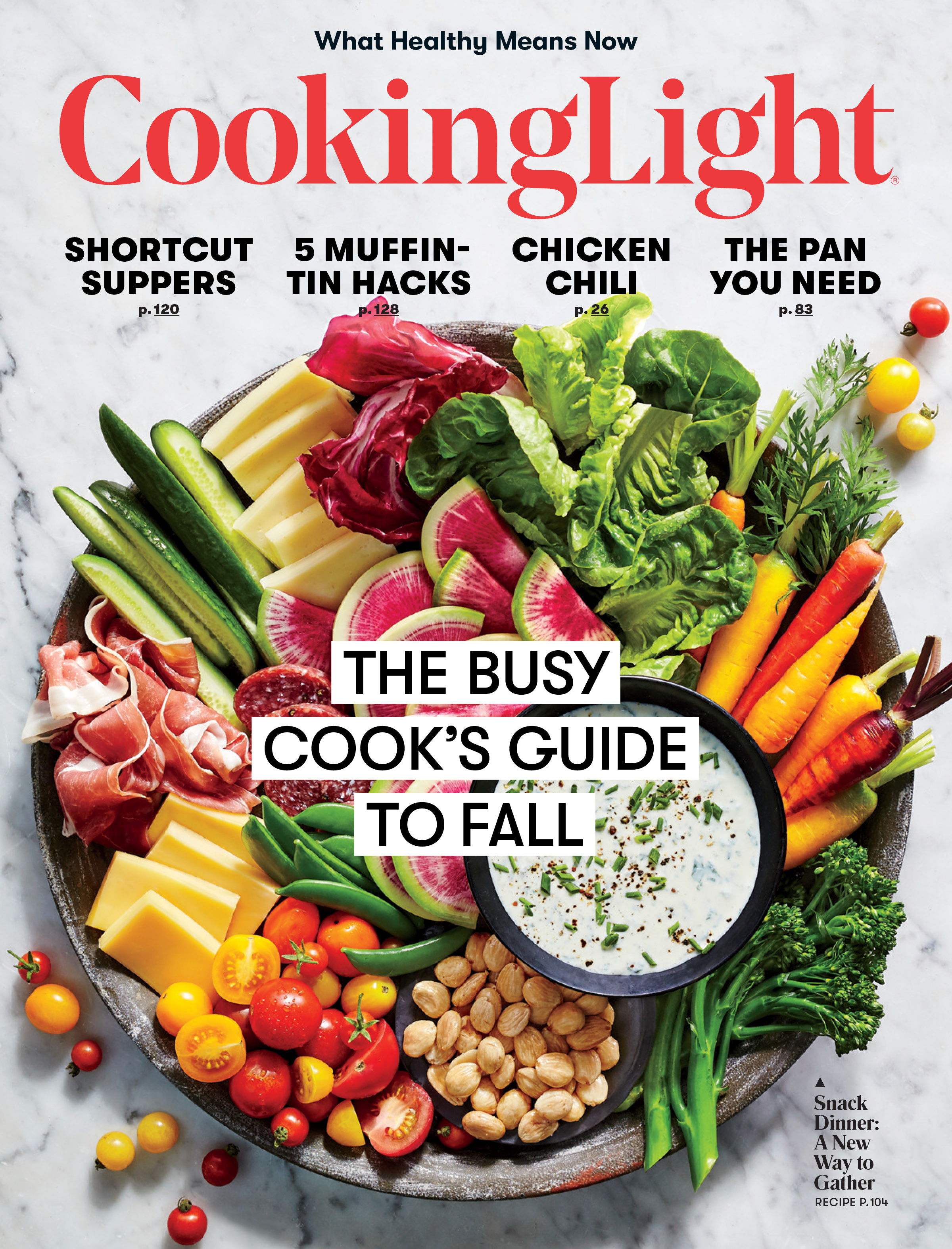 Cooking Light Redesign - While reaching 30 years in publication is no small feat, the Cooking Light team also had something more to celebrate with their recent September issue. The 30th Anniversary Issue featured an unveiling of a fresh new redesign and rebranding. The issue revealed both new content and a new design that emphasized a shift toward focusing on