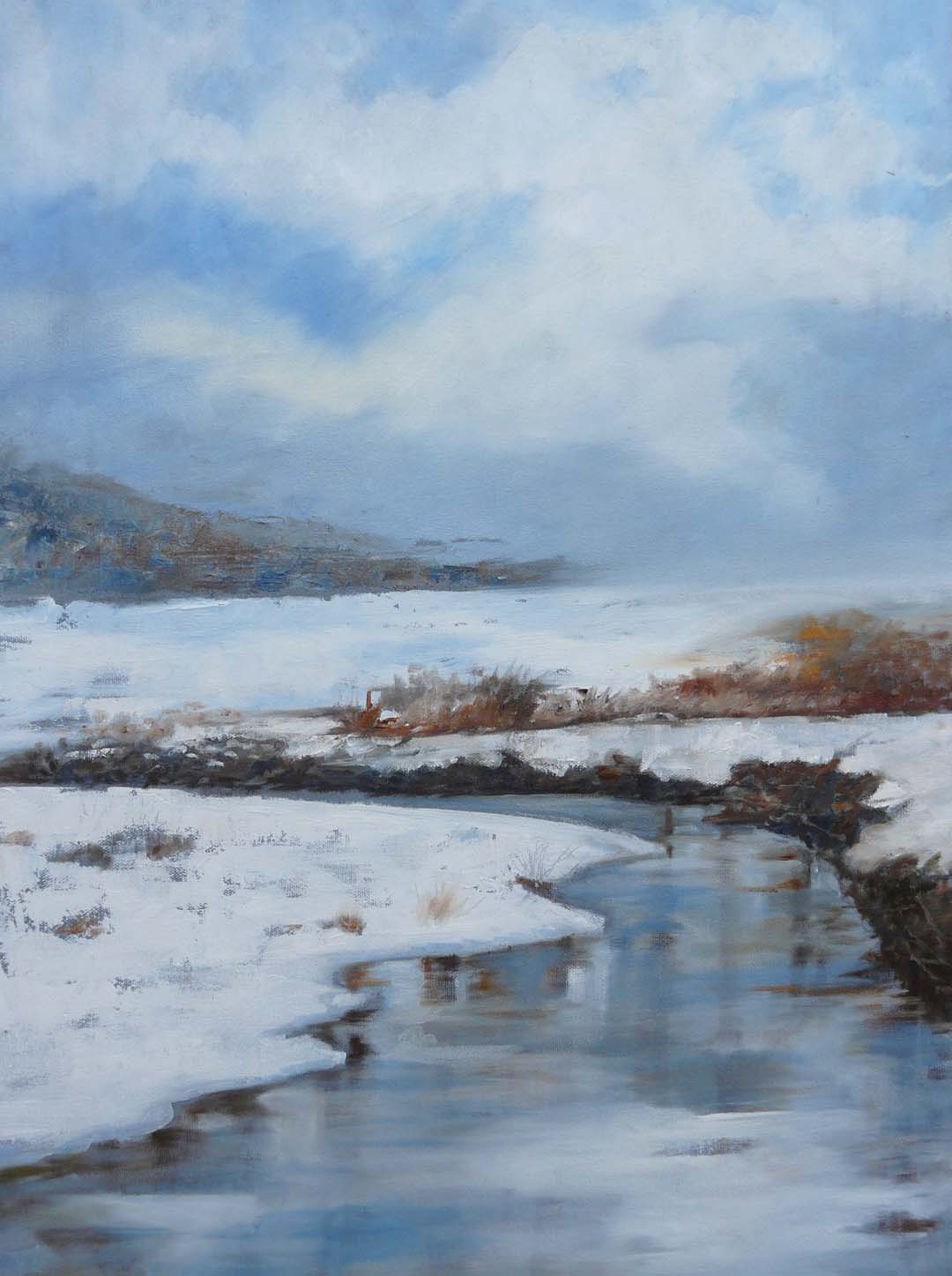 """Solebury Winter Stream"""