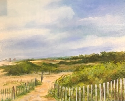 """Lewes Delaware beach trail"""