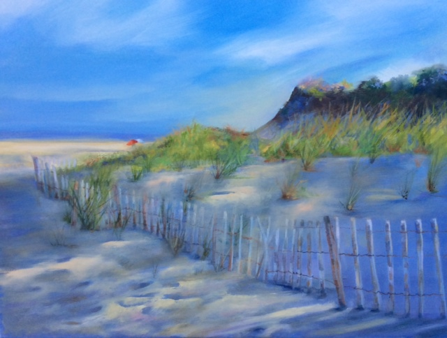 """Jones Beach Early Evening"""