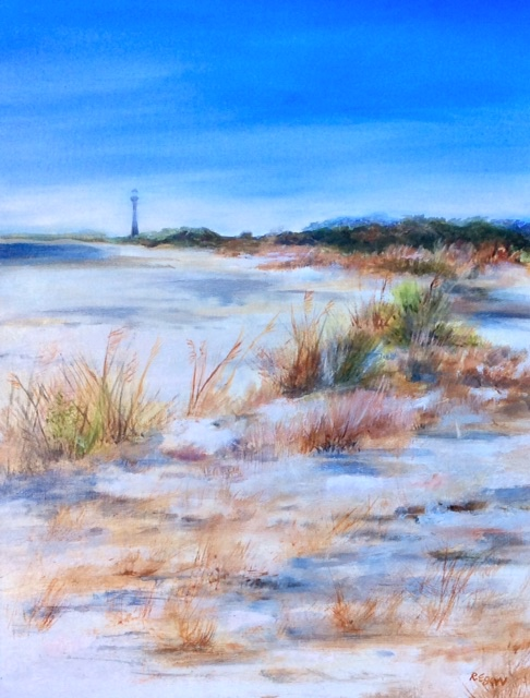 """Cape May lighthouse view"""