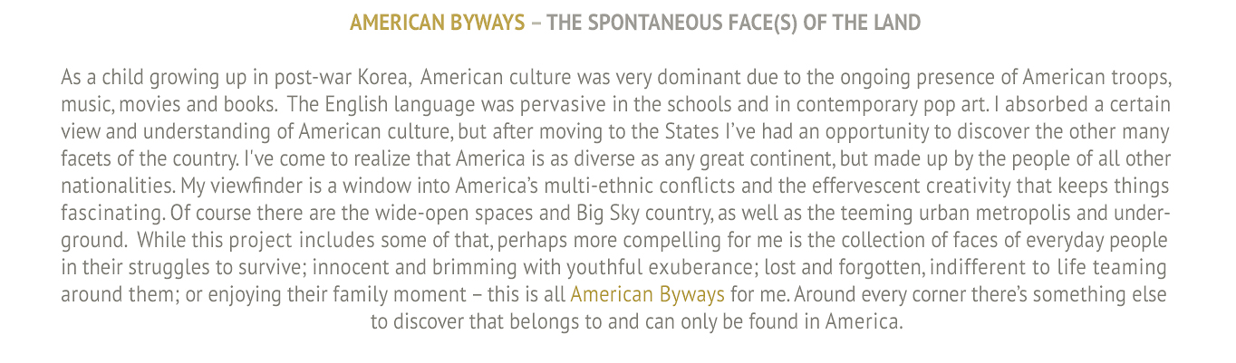 American Byways text