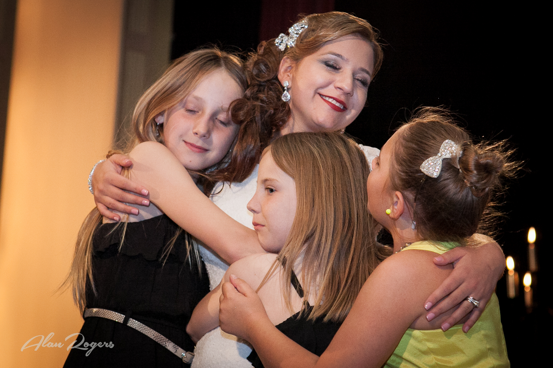 Children Adoring the Bride.