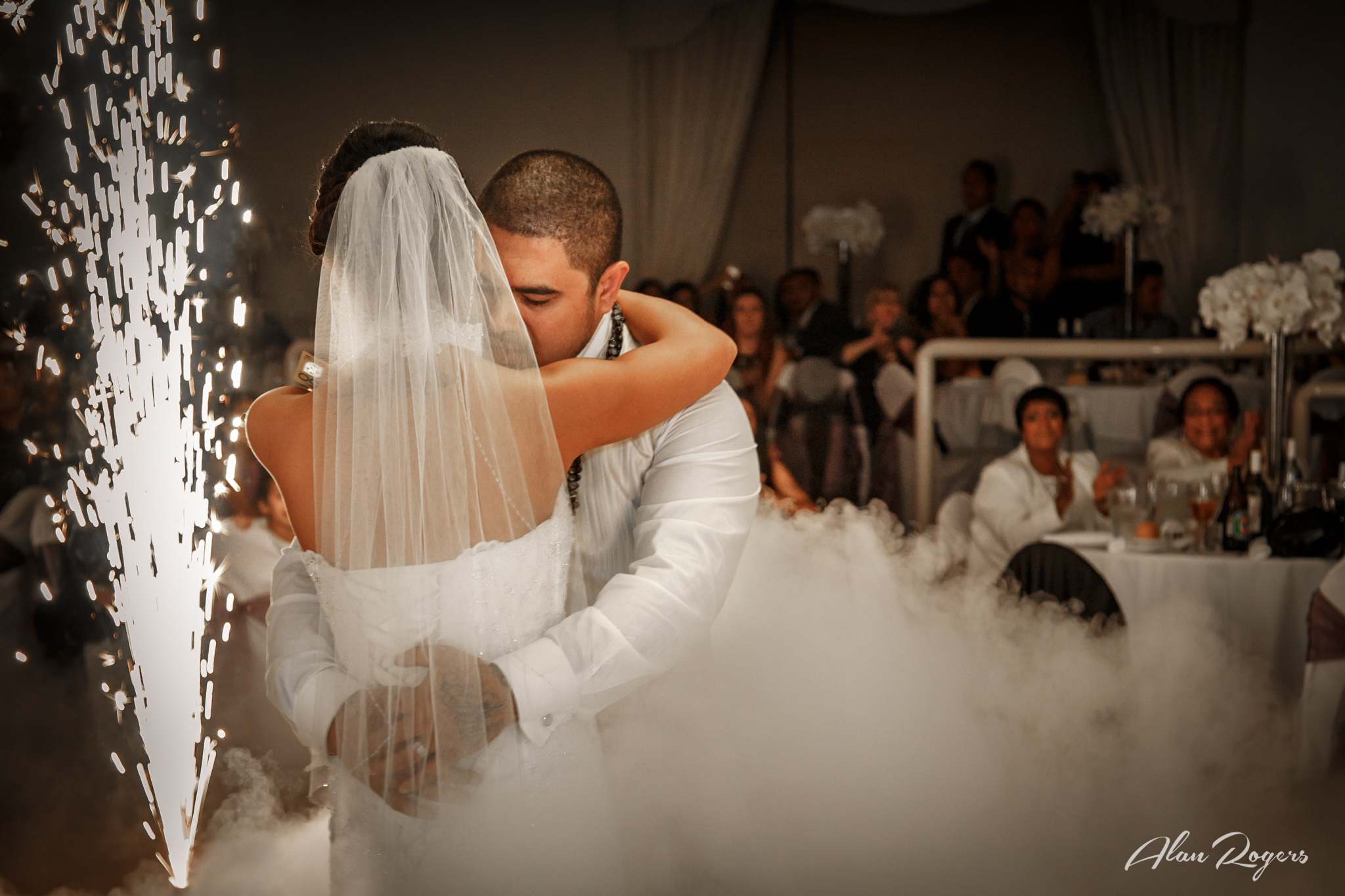 Smokey First Dance