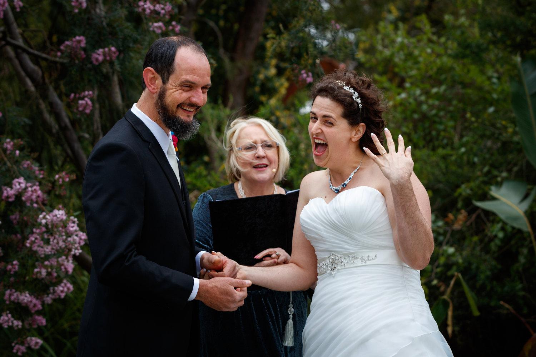 Liz and Michael