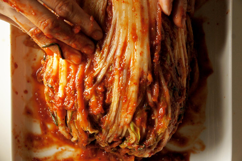 韓國醃漬泡菜