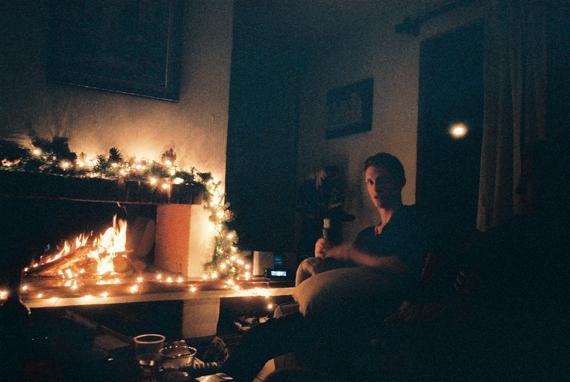 聖誕節與友人一起聚餐