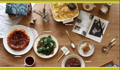 料理情境照 - 流動的饗宴
