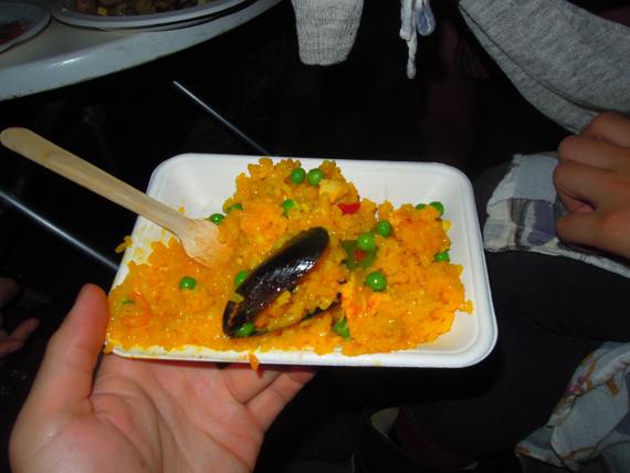 海鮮飯(soac的比較好吃耶…)★★☆☆☆