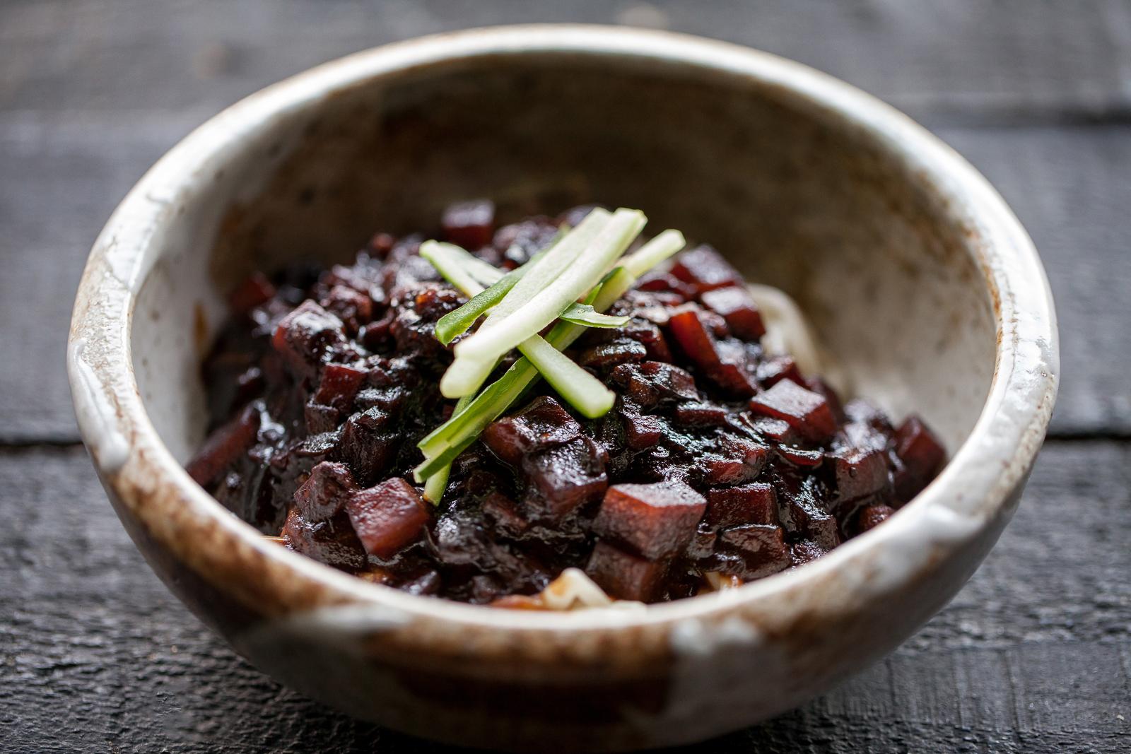 經典韓式醡醬麵