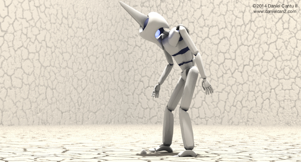 Preview of  Cube: Animated Short , Autodesk Maya, 2013