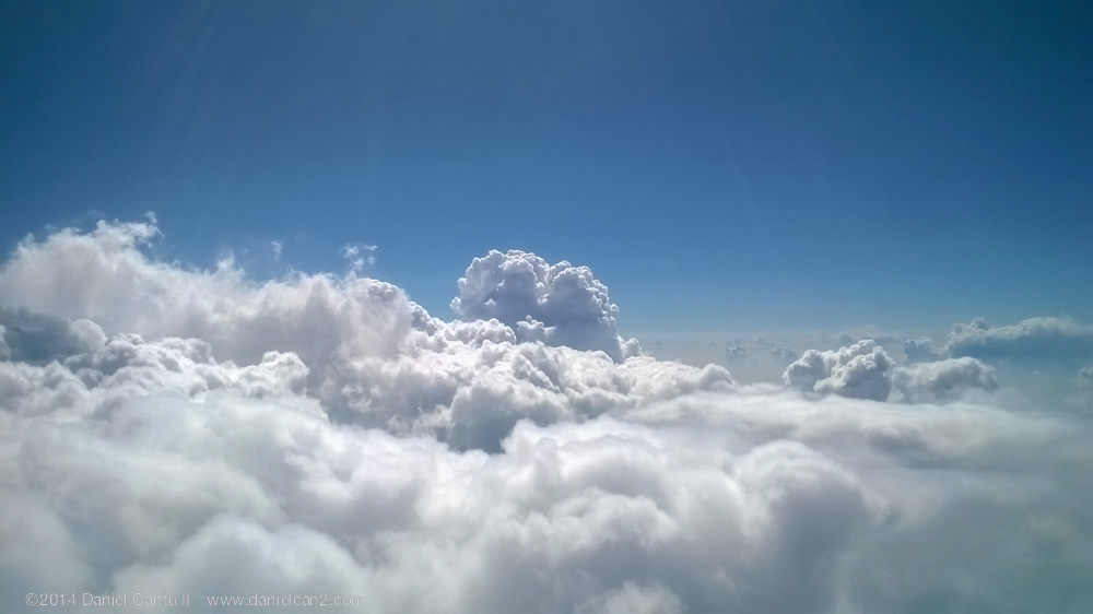 Super cloud on United Airlines, 2014