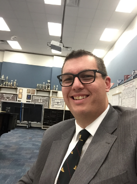 Christopher Bowen - Christopher Bowen has been the director of bands at Osceola Middle School in Okeechobee, FL since 2008. Under his direction, the program has grown each year and has brought music to life in the school. In addition, he also is the assistant director at Okeechobee High School, working primarily with the percussion sections. The OMS and OHS Bands consistently have earned the highest ratings at the district levels.Prior to relocating to Okeechobee, Mr. Bowen lived in central Florida, where he attended Harrison Performing Arts Center (2002). He then received his Bachelor of Music in Percussion Performance and Music Composition from Florida Southern College in Lakeland in 2006. He then went on to pursue and earn his Master of Music in Percussion Performance from the University of South Florida in Tampa in 2008.Mr. Bowen is also an active performer, music arranger and adjudicator around the state of Florida. He regularly performs with the Southwest Florida Symphony, the Orlando Philharmonic, Naples Players and the Port Charlotte Symphony.When Mr. Bowen is not teaching or performing, he enjoys his time with his wife, Jenny and two boys, William (8) and Jameson (4).