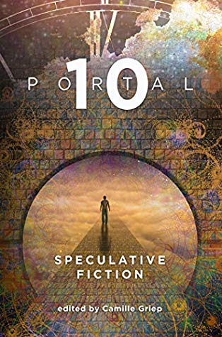 Portal 10: Speculative Fiction - I just finished this today. I picked it up because my best friend from middle school, Sara Ramey, is published in it! I read all the short stories in it to include hers, and wow, they were profound and thought-provoking. It's always a good reminder to read books like this about how incredible the English language is.
