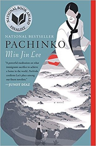 Pachinko by Min Jin Lee - I will send this book out to all my friends who need a care package. It's a slow read but entertaining, especially if you have any interest at all in the relationship and history between Koreans and Japanese.