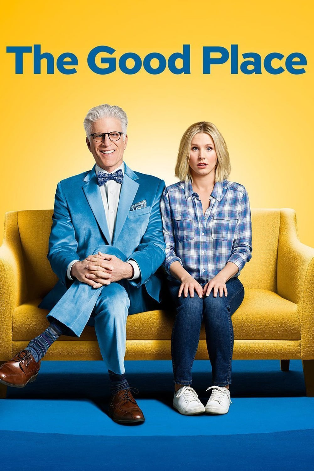The Good Place - It's cute. It appeals to me as an armchair theologian and a fan of New Girl.