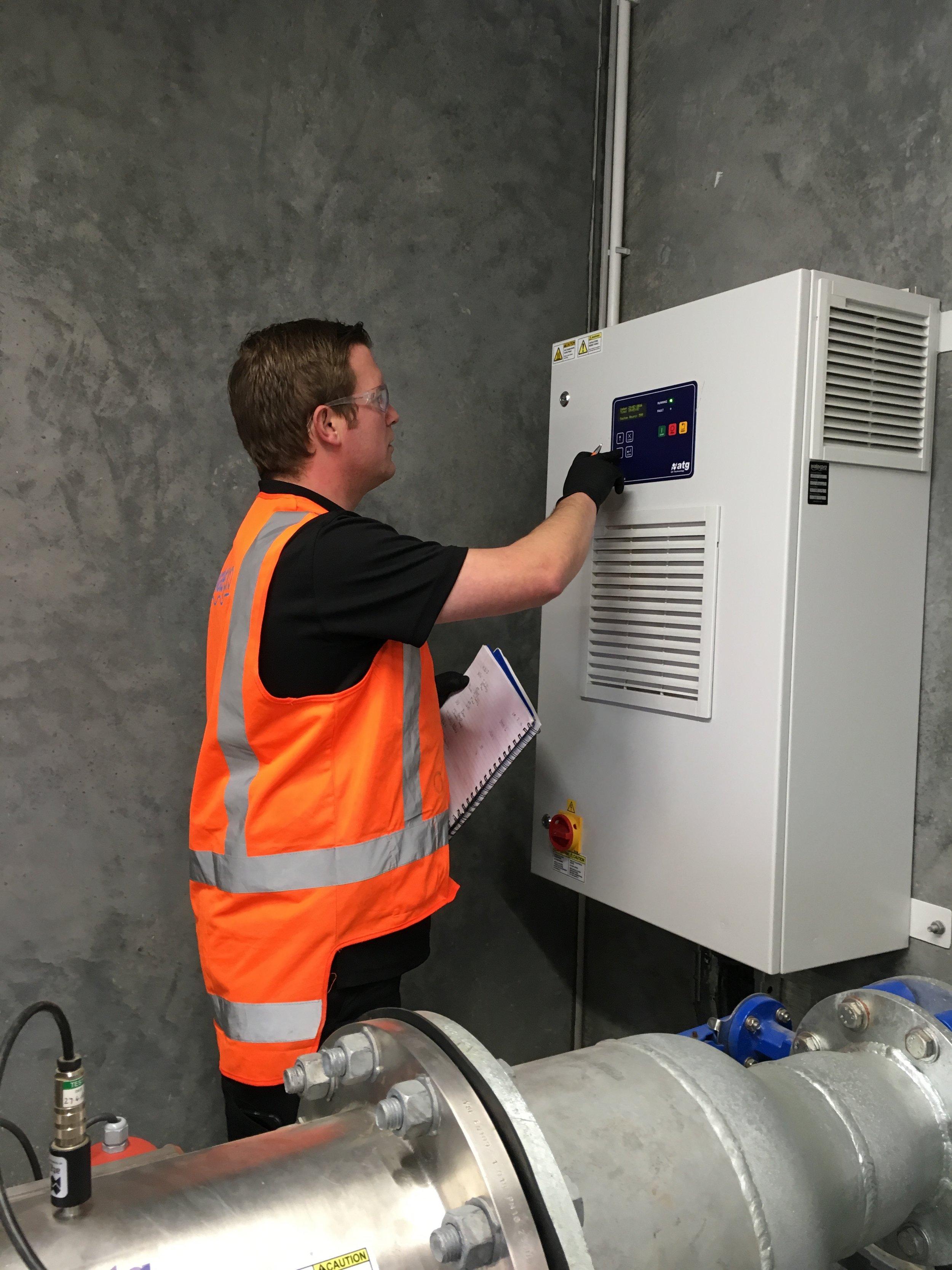 WaterPro Service ATG UV