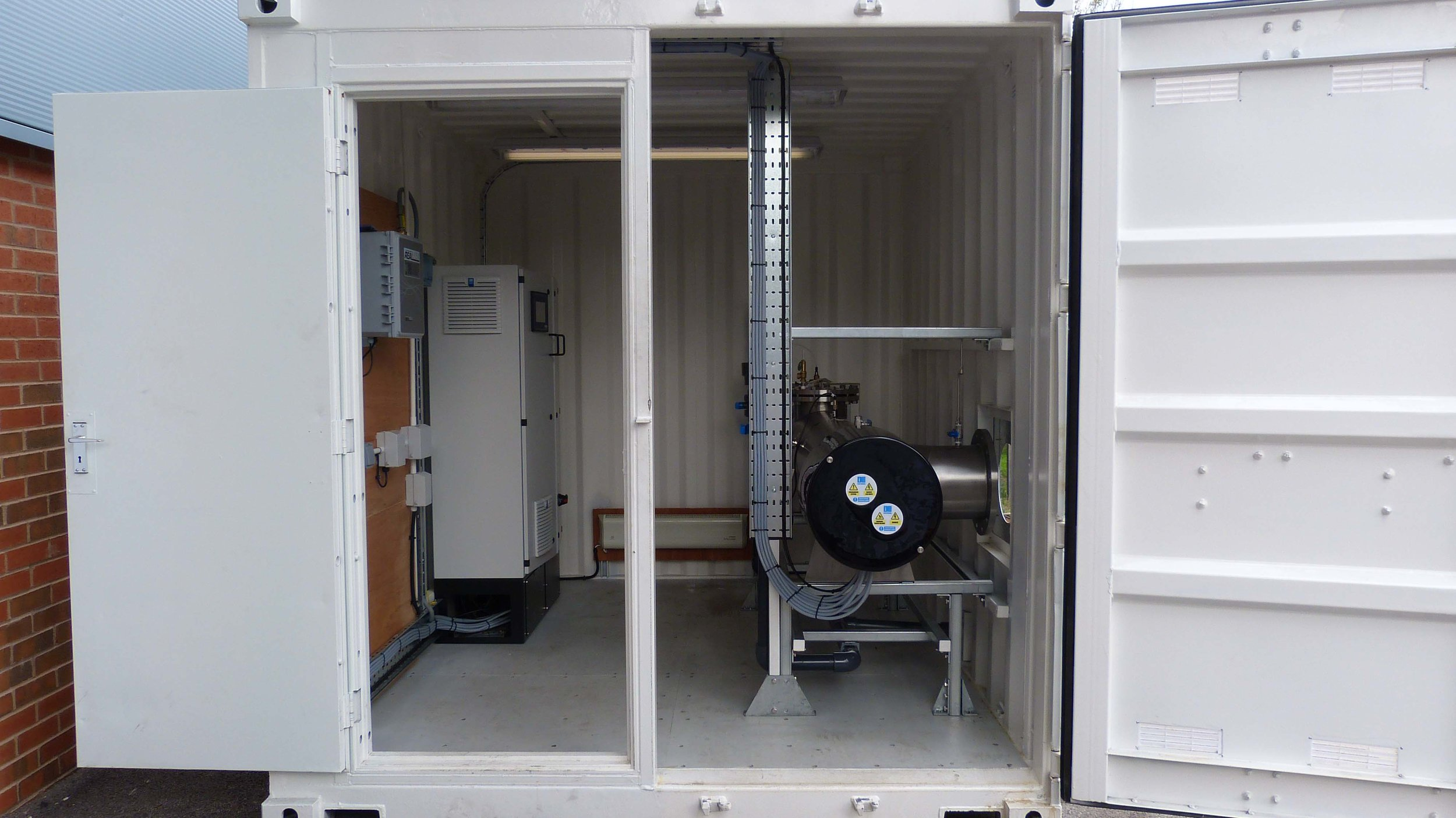 Containerised / Skid UV Systems
