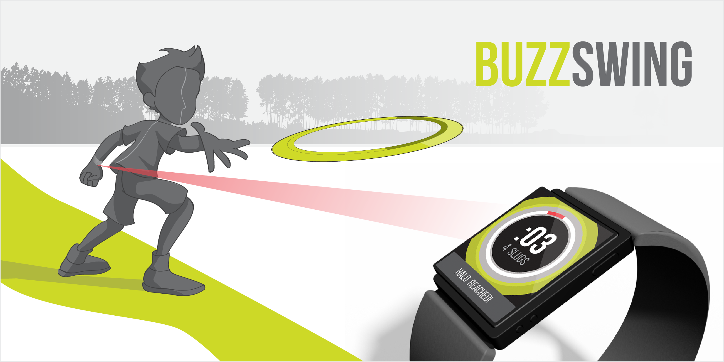 BuzzSwing Golf \ Product Design Masters Thesis: May 2014