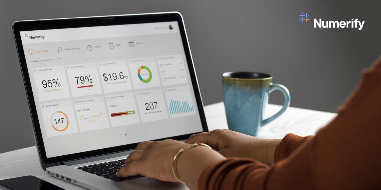 Numerify \ End-to-end SaaS Analytics product design: Feb 2014 - Jul 2015