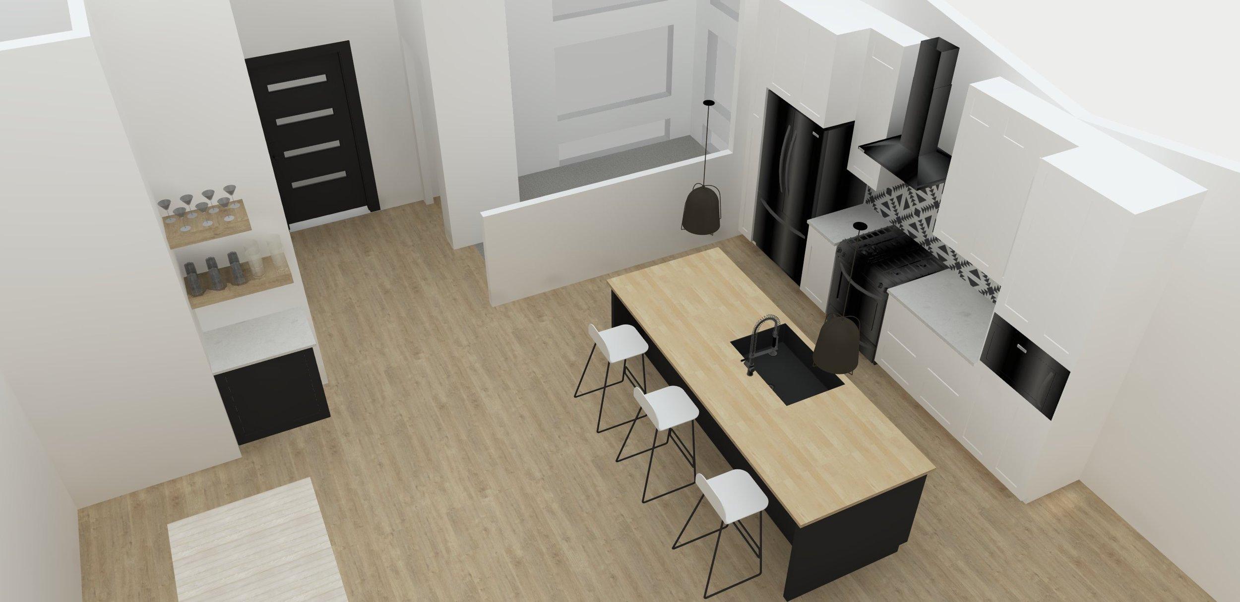 Woodstone Ridge: Custom Build + Design