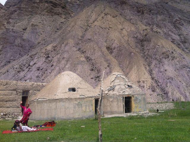 Karakoram, south of Kashgar, Xinjiang, China