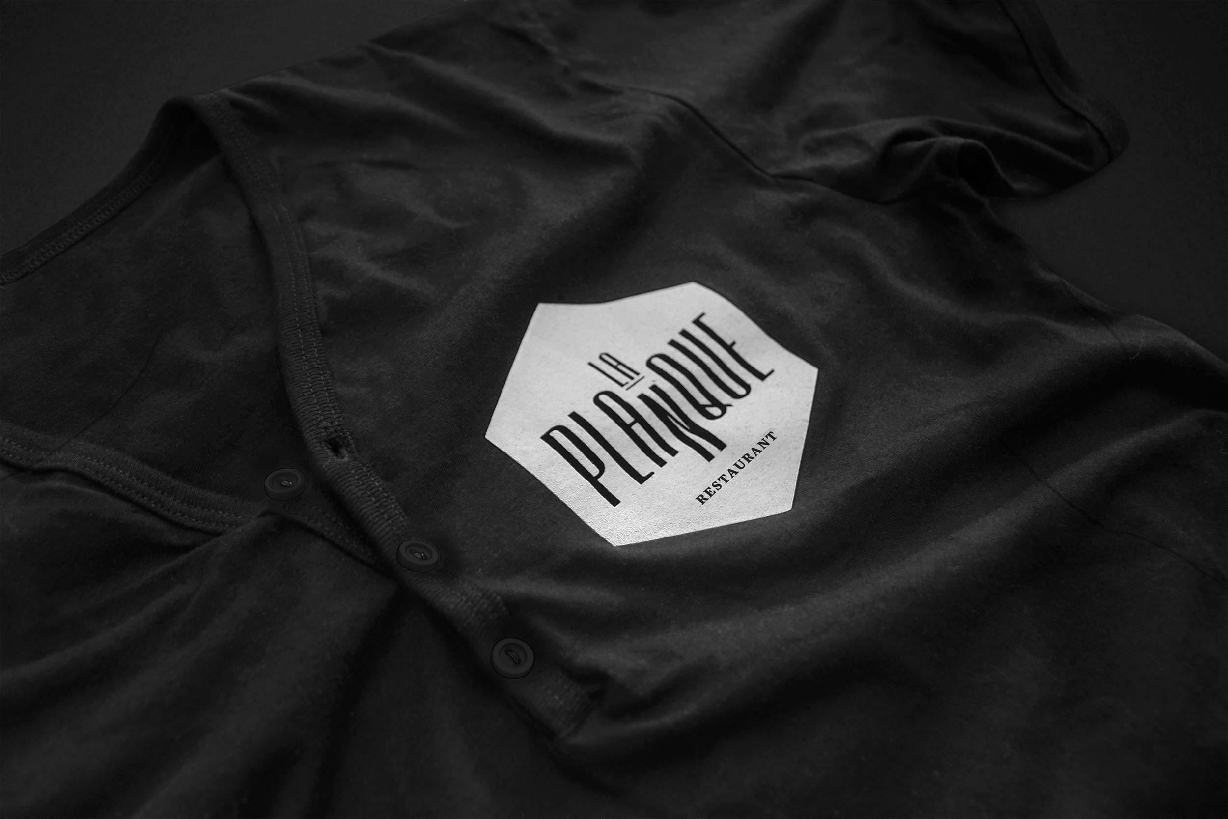 Design graphique-Branding-Logo-Chandail-Impression-La planque-Québec