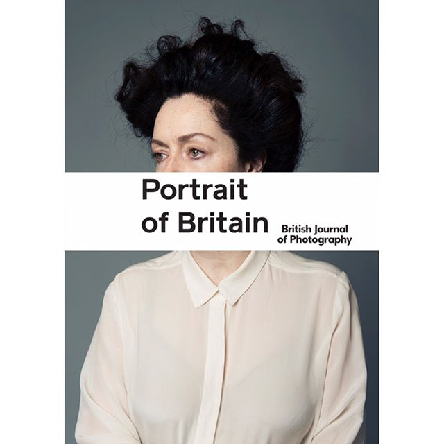 "My portrait of Derbhle is one of the @bjp1854 ""Portrait of Britain"" winners this year and will be seen on @jcdecauxglobal screens around Britain in Sept - please keep an eye out for her! And send me a picture if you see her"