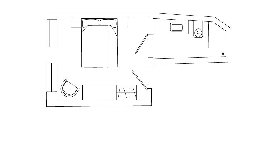entrance floor