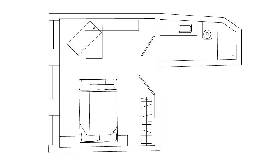 top floor loft (#4)