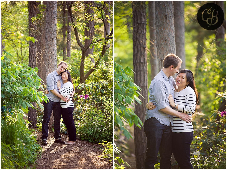 Ann Arbor Engagement Photography