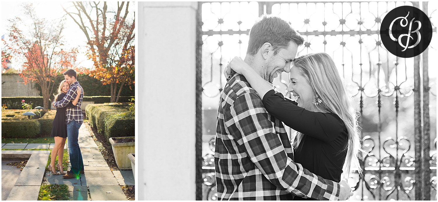 Grosse Point Engagement Session