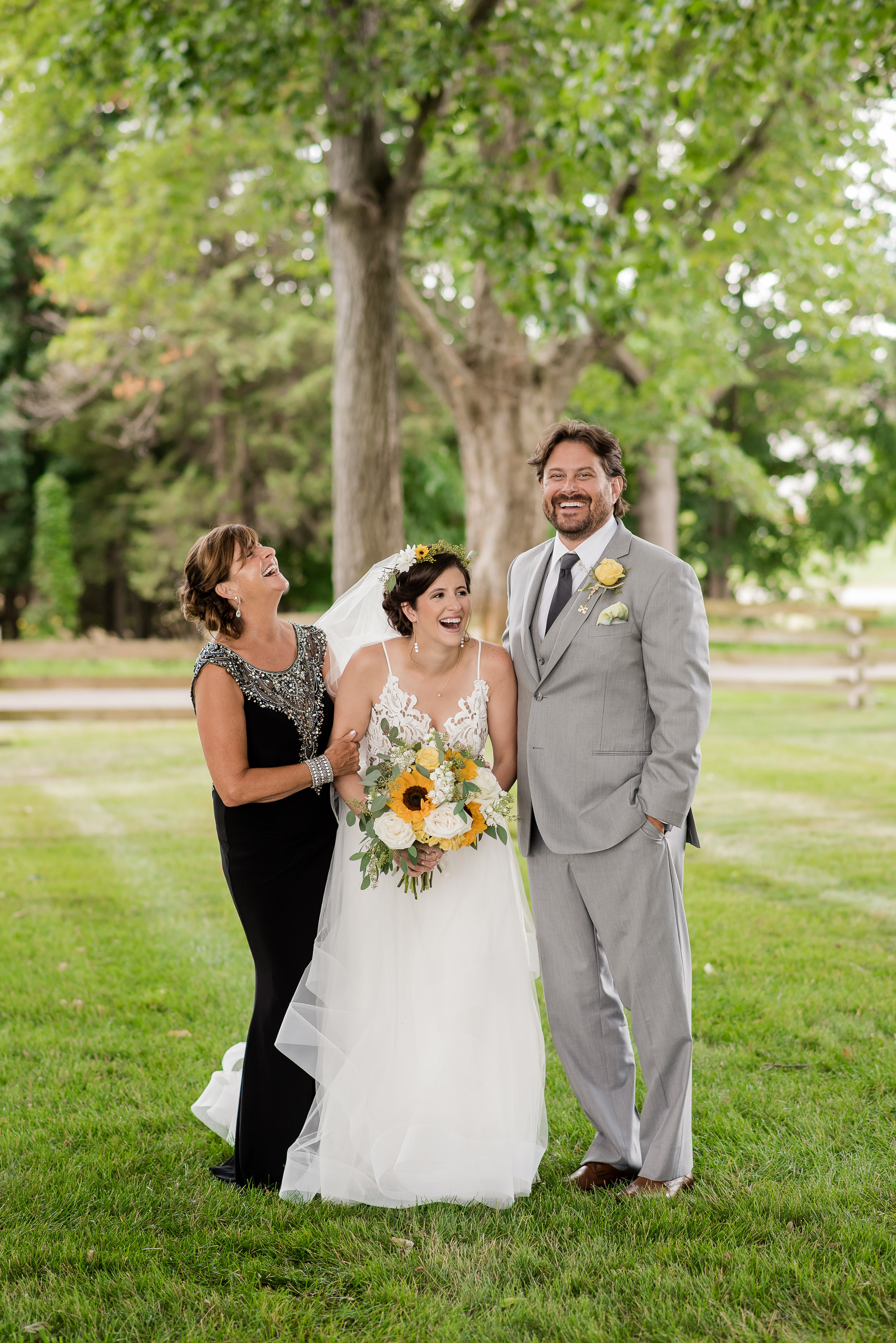 Cornman Farms Summer Wedding
