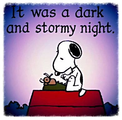Snoopy-writing.png
