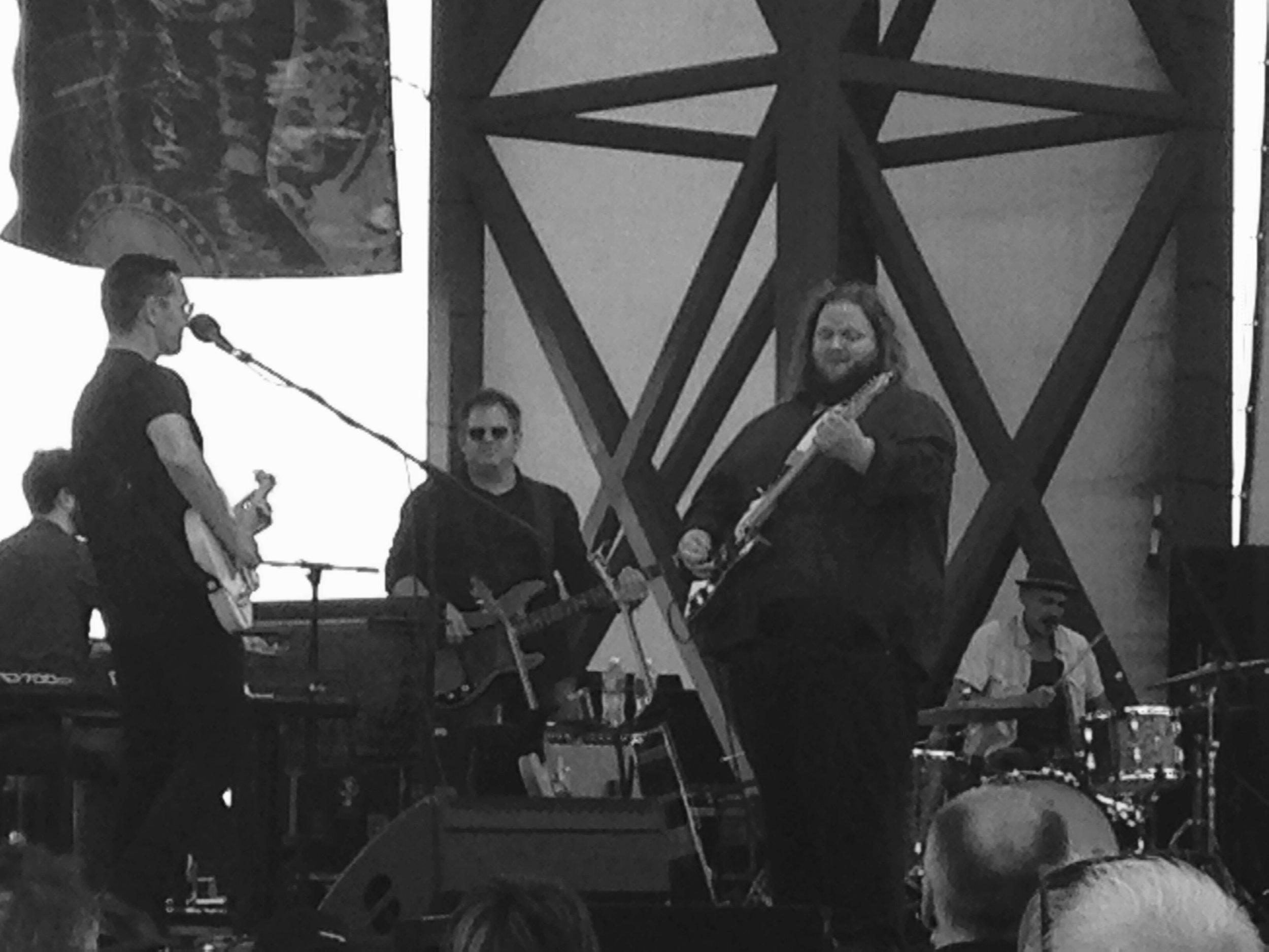 Matt Andersen & band. Lemme just say WOW.