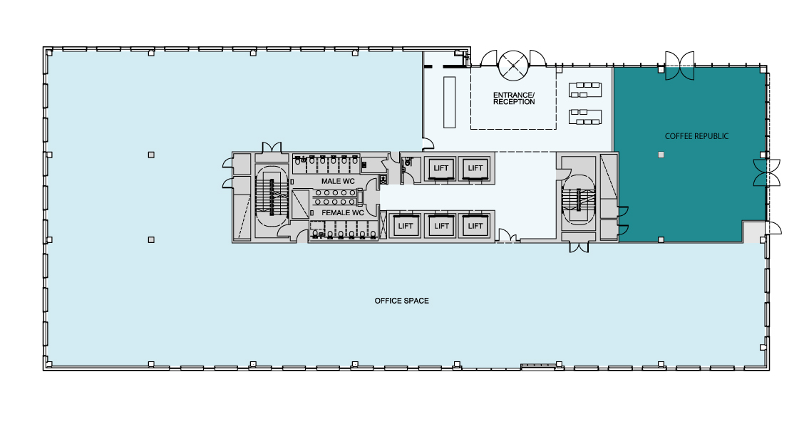 Ground Floor Level