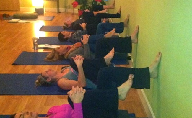 Our first year of hosting the only yoga for athletes teacher training on the West Coast.