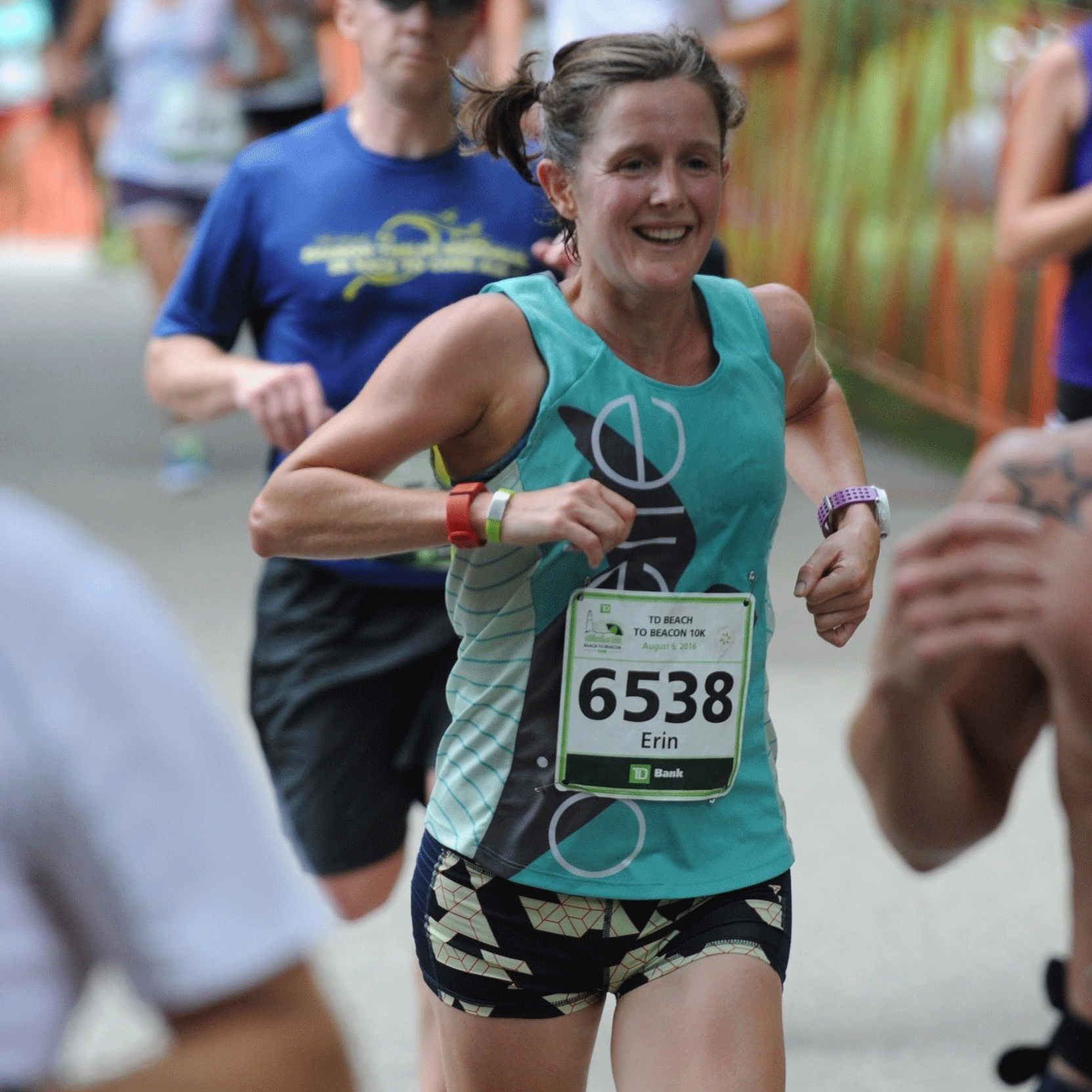 Big congrats to Erin and all the Boston Finishers!