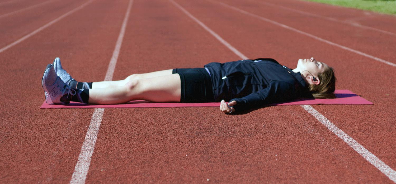 Andie Cozzarelli,Marathoner