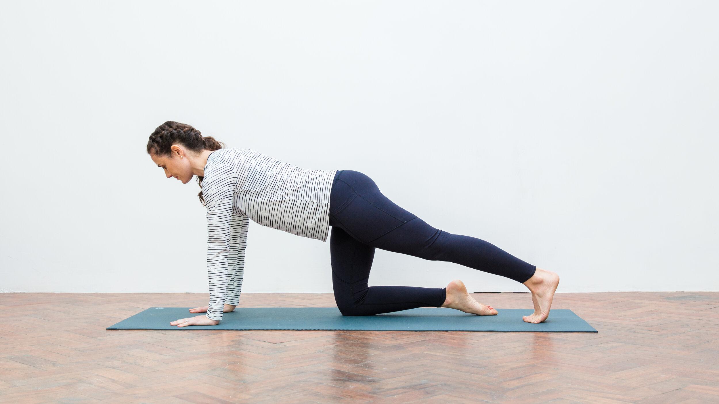 FULL BODY MOBILITY - DO NOW