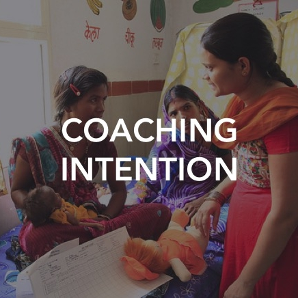 We coach leaders and their teams to convert intention into action. The path from strategy to activation can be both exhilarating and treacherous. When the work gets unclear, uncomfortable, uncertain, (and it always does!) our coaching approach helps leaders and teams to keep attention and actions tied to intention.