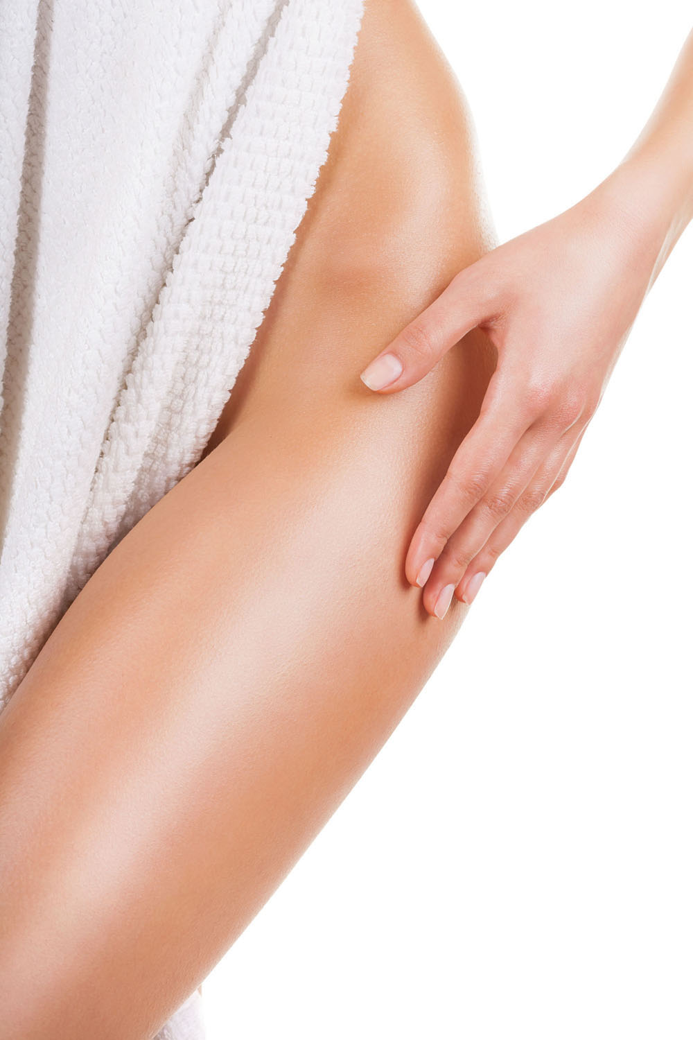 Deep Tissue Radiofrequency™ for focused fat sculpting, cellulite reduction and skin tightening on the body, by LipoTherapeia