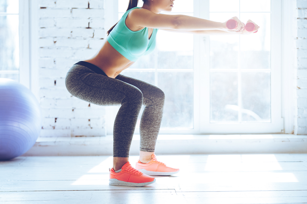 Which cellulite exercises really work? (You will be