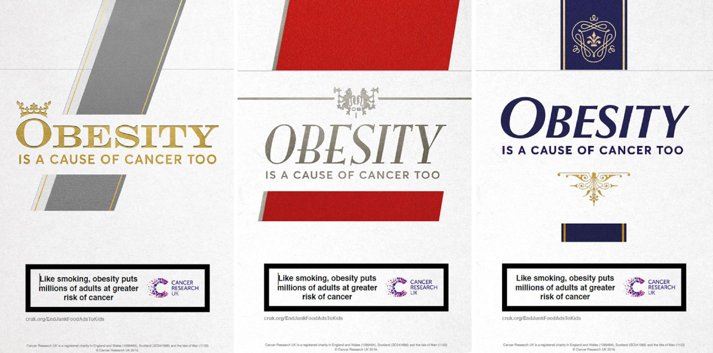 Obesity is a cause of cancer too - cancer research UK