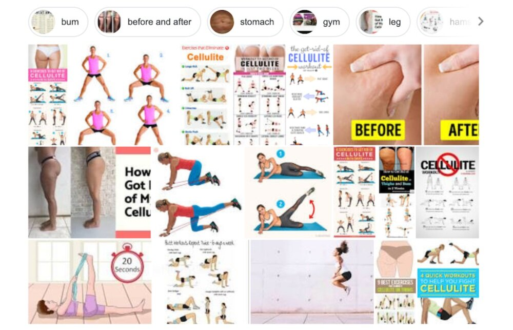 The Best Exercises To Get Rid Of Cellulite The Cellulite Experts Lipotherapeia