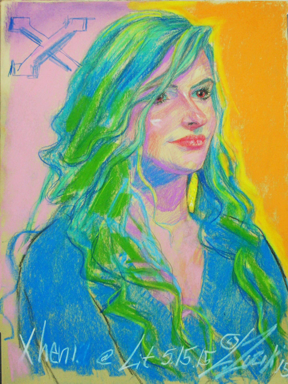 Xheni Basho by Larry Zuzik 5-15-15.jpg