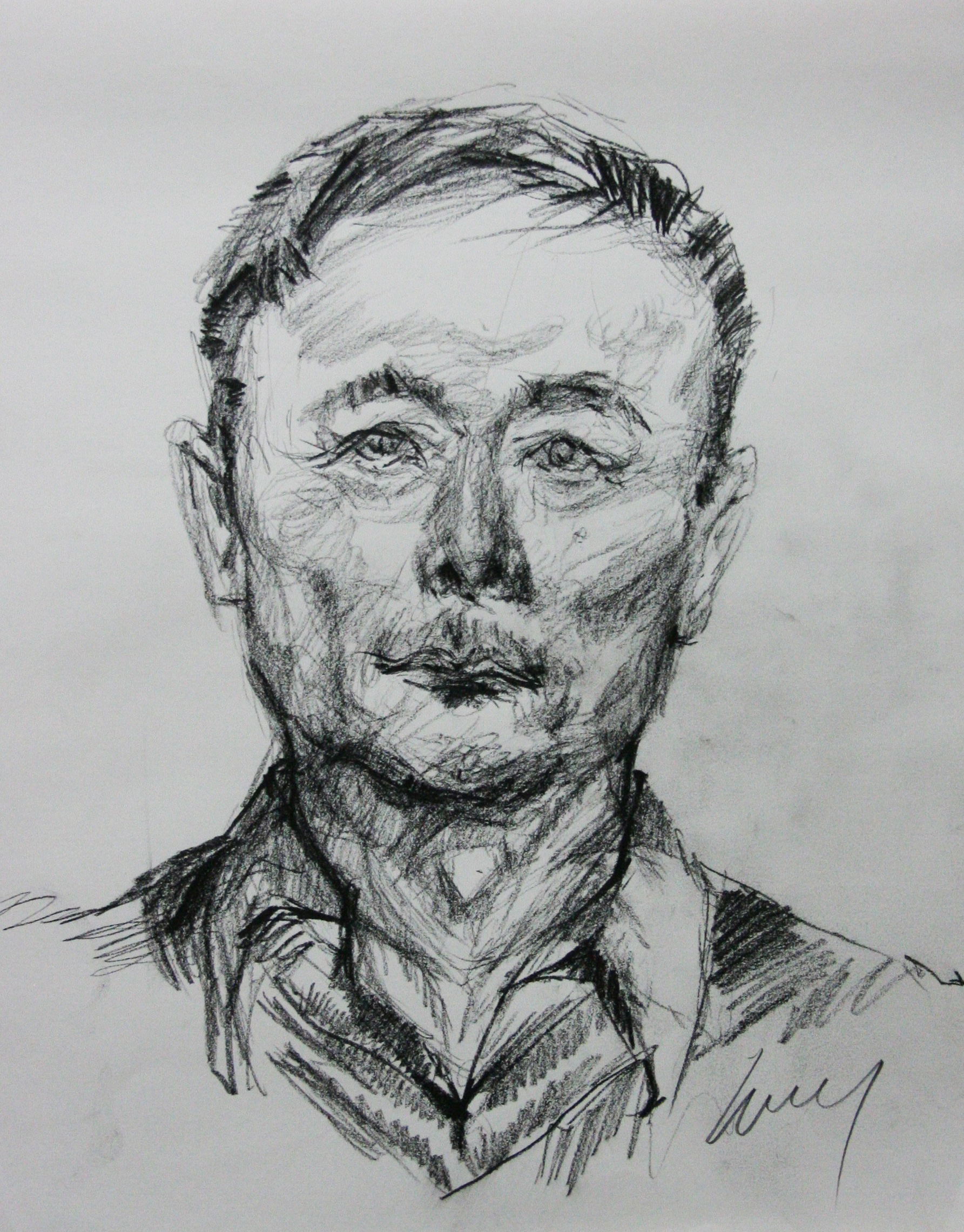 Larry Lee Tinsley did this half hour sketch.