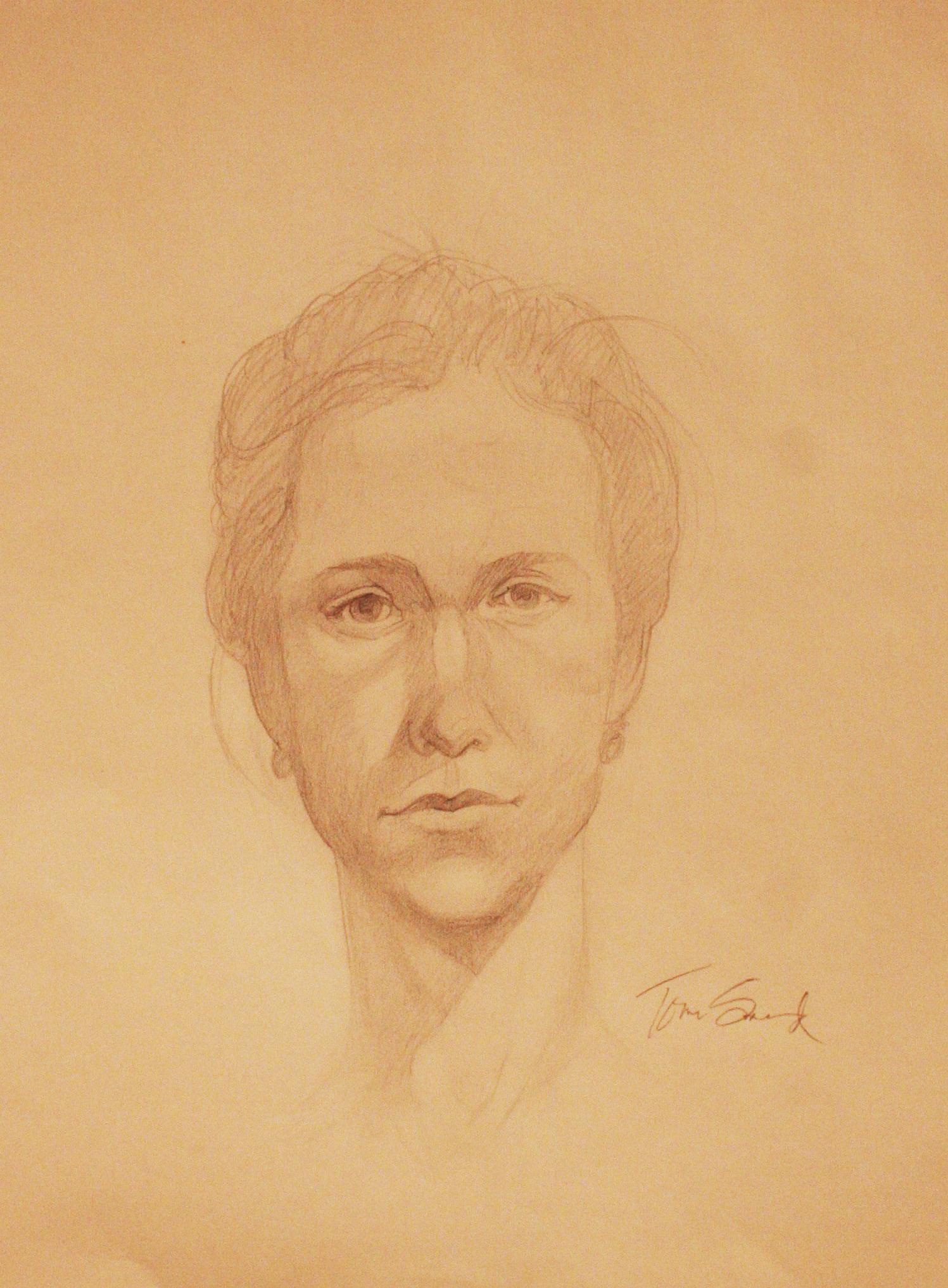 Tom Seward did this hour portrait.
