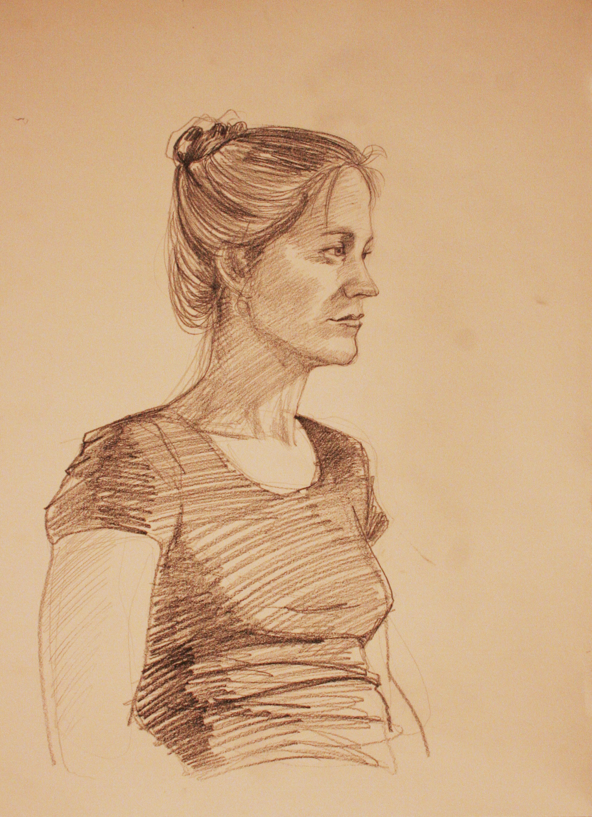Peter Seward did this hour drawing.