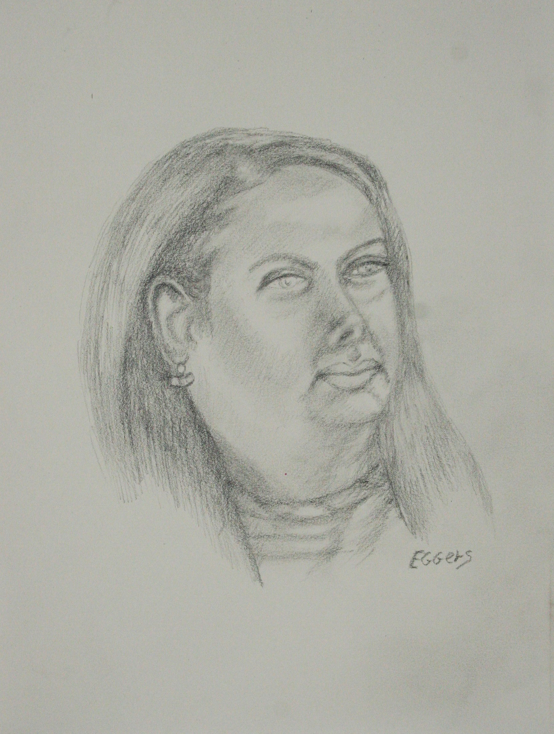 Bob Eggers did this 2-hour drawing.